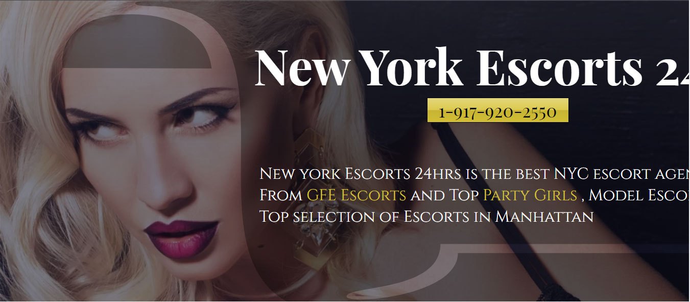 New York City 24hr Escorts